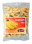 Banán chips 100 g DRUID
