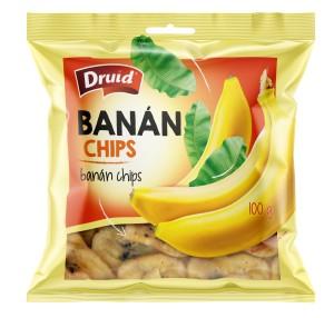 Banán chips 100 g