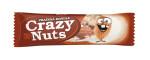 Crazy Nuts – Pražené mandle v mléčné čokoládě 30g