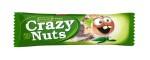 Crazy Nuts – Lískový ořech v mléčné čokoládě 30g