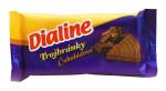 Dialine trojhránky čokoládové 50g