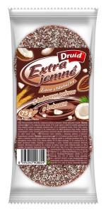 EJCH - Žitné s kakaovou polevou a kokosem 75 g