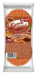 EJCH - Žitné s mléčno-kakaovou polevou 70 g