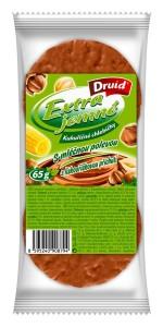 EJCH - Kukuřičné s lískooř. polevou 65 g