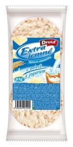 Chlebíčky rýžové v polevě s jogurtem DRUID