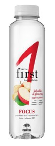 FOCUS jablko-ženšen Fructal funkční voda