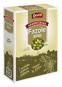 Fazole Mungo (krabička) DRUID 380 g
