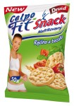 Fit Snack - Rajče a bazalka 50 g DRUID nový