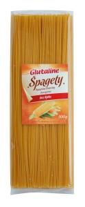 Glutaline kukuřičné těstoviny špagety 500g