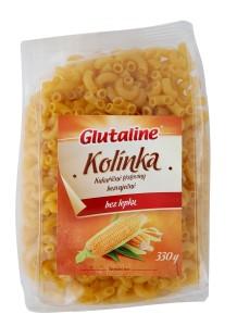 Glutaline kukuřičné těstoviny kolínka 330g