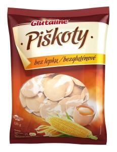 Glutaline piškoty bez lepku 120 g DRUID bez stínu