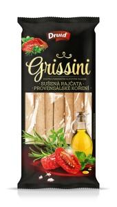 Grissini sušená rajčata, provensálské koření DRUID 90 g
