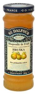 St. Dalfour hruška ovocná pomazánka 284g