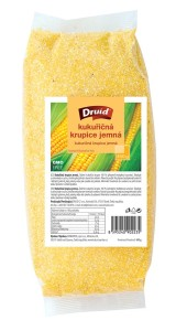Kukuřičná krupice jemná DRUID