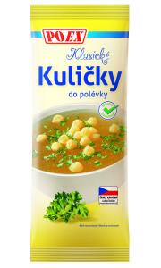 Kuličky do polévky 50g