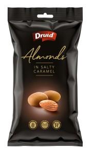Mandle ve slaném karamelu 90 g