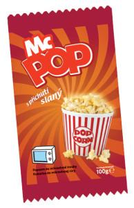 Pop corn MC POP slaný 100g