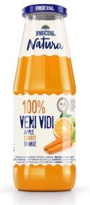 Novinka_Šťáva mrkev, pomeranč a jablko 700 ml