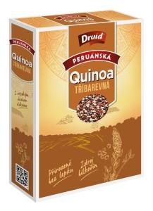 Quinoa tříbarevná peruánská - krabička 300 g
