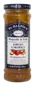 St. Dalfour jablko, skořice 284 g