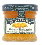 St. Dalfour meruňka ovocná pomazánka 28g (jednoporcová)