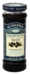 St. Dalfour třešeň ovocná pomazánka 284g