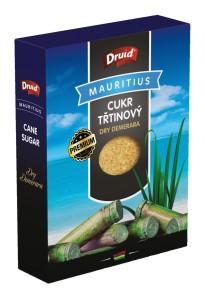 Třtinový cukr Dry Demerara 400 g (krabička) DRUID