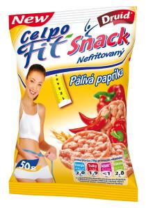 Fit Snack - Pálivá paprika 50 g DRUID