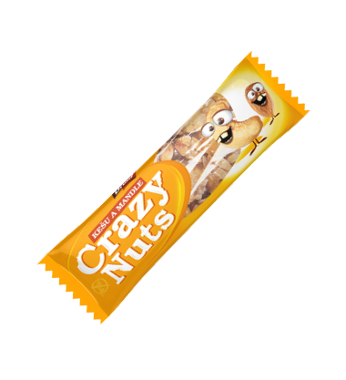 Crazy nuts Kešu mandle 30 g