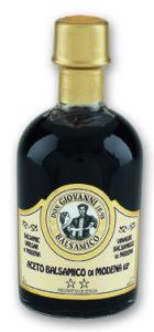 Balsamikový ocet z Modeny - 4 letý 250 ml