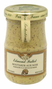 Dijonská hořčice s vlašskými ořechy 210 g