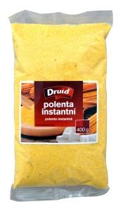 Polenta instantní (2 min. sáček) 400 g DRUID