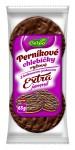 Perníkové chlebíčky rýžové s kakaovou polevou DRUID 65 g