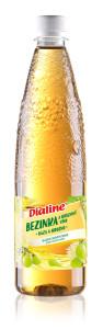 Dialine Bezinka a hrozn.víno s fruktózou DRUID 650 ml