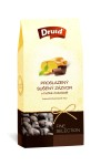 Proslazený sušený zázvor v hořké čokoládě (krabička) DRUID 100 g