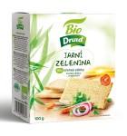 Jarní zelenina BIO křehké plátky DRUID 100 g