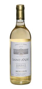 Saint-Anac blanc 2015
