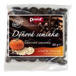 Dýňová semínka v hořké čokoládě DRUID 80 g