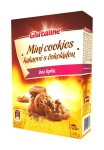 Glutaline minicookies kakaové s čokoládou DRUID 120 g