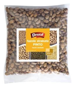 Fazole strakatá Pinto (sáček) DRUID 350 g
