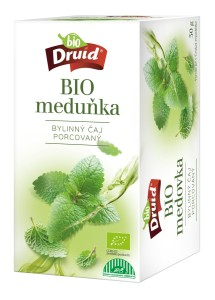 BIO Čaj meduňka DRUID 30 g
