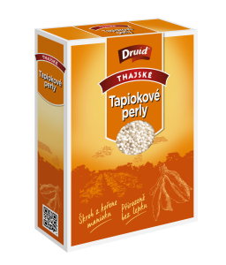 Tapiokové perly (krabička) DRUID 300 g