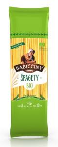 Babiččiny BIO špagety 250 g