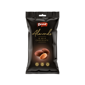 Mandle v mléčné čokoládě 90 g