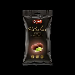 Pistácie v mléčné čokoládě 90 g